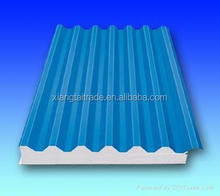 reusable and colorful corrugated steel sheet with high quilty and great packing