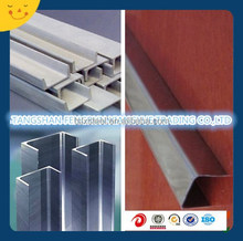 Q235/Q345B/Q420/Q460/ST37-2/ST52 SS400 AH36 Galvanized Steel U Channel Dimensions 50*25 MM And Hot Dipped Galvanized U Steel Bar