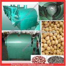 electric peanut roaster machine, electric peanut roasting machine