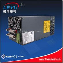 promotion product! CE high quality 1200w 12v 100a high power supply with Parallel Function Switching Power Supply made in china
