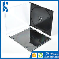 5.2mm cd case PS Material and Cases Type CD CASE