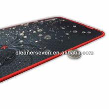 corloful new wholesale natural rubber gaming custom mouse pad