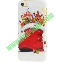 Christmas Boot Case for iPhone 5 & 5S