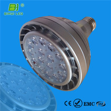 high quality E27/MR16/GU10 warm white par30 led stage par light