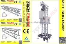 Stage Lighting Truss Compatible With Global Truss F34