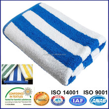 Hotel Beach Towel,bath linen,stripe beach towel