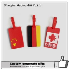 Promotion Novelty Flag Luggage Tag Wholesale