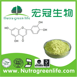 Best Price Real Material Chamomile Extract,98% Apigenin HPLC CAS 520-36-5