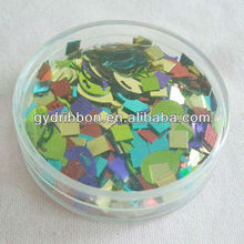 Popular Apple Green&Blue&Purple&Red& Gold Confetti for Party/Wedding/Holiday