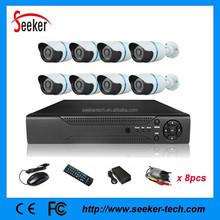 8ch Security Camera Set 1000tvl DVR Cctv Kamera Kit System