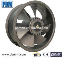 215mm ac axial hacia adelante soplador de aire acondicionado
