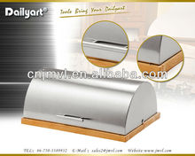 Metal holiday silver organizer box(V021064)