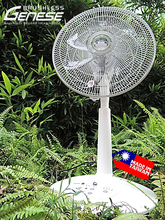 Plastic High Efficient Pedestal BLDC Fan