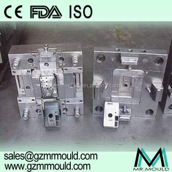 injection mold tooling water filter