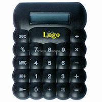 8 digit black calculator, funny calculators