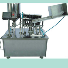 NF-TFS automatic Tube filling and sealing machine for cream