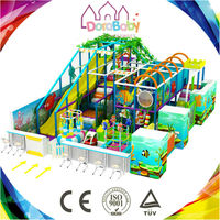 HSZ-K137 Happy Park for Child Indoor Soft Playground Equipment, Playground Equipment Supplier
