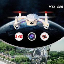 YD-929 2015 Hot sell 2.4G 4ch rc mini flyer
