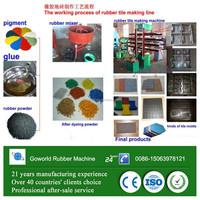 Heat curing press / rubber vulcanizer / rubber vulcanizing press machine