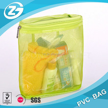 Fashion Clear PVC toiletry bag travel