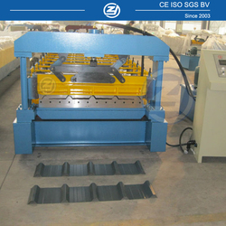 ISO Roll Shaper Machine with PLC Control