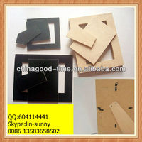Photo frame backboard MDF