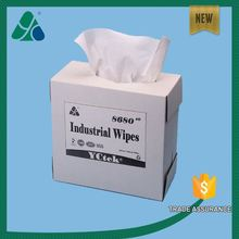 Non woven fabric cellulose PP all purpose wipes