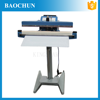 Pedal PP,PVC Bag Heating Sealing Machine PFS-F600 plastic bag Foot sealer vertical type
