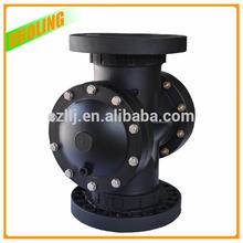 """Changzhou dn40 1.5"""" amplificador de válvula para lavadono con plástico de moldeo por inyección"""