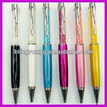 New fashion rhinestone pen with crystal
