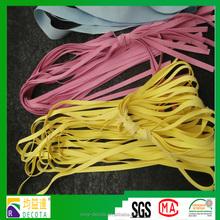 Шэньчжэнь выберите квалифицированный натуральный каучук ленты использовано для домашнего текстиля