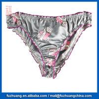 Sexy Flower Bikini Brief Women Underwear Panties 008