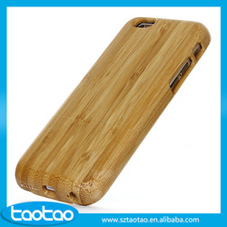 2015 new phone case real wood case for iphone 6