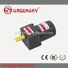 Plastic 200cc motor scooters treadmill 3hp ac motor with CE certificate