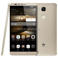wholesale Huawei Ascend Mate 7 32GB 6.0 inch 4G EMUI 3.0 8 Core Smart Phone with RAM 3GB Double SIM suport FDD-LTE WCDMA GSM NFC