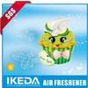 Custom design air freshener paper/car air freshener/hanging paper air freshener