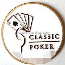 hot sales of custom classic white poker chips
