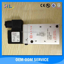 HERION type two position five way solenoid valve 2636000