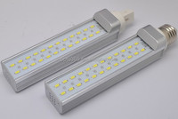Replacement 1100-1200lm PL Light 12 Watt 120V 4000K Gx24q-3 LED Lamp E27