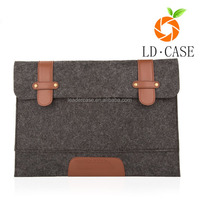 Best sell products wool felt case sleeve case cover for Ipad Air 2