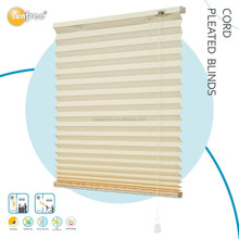Home decor plastic Room Darkening curtain blinds