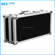 2015 hot hot money Transport Utility Case with Tray and wheels, fireproof flight case, convenient utility case