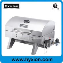 new hyxion stainless steel lpg portable window grill portable weber bbq grills for sale