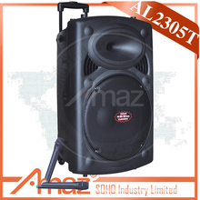 "Nigeria Church 15"" Portable Speaker"
