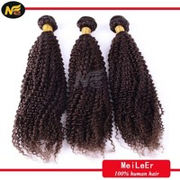 China hair factory big wholesale cheapest prices Brazilian light brown curly weave extensions