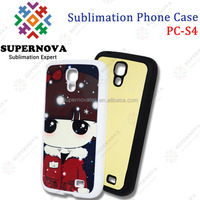 Blank Cell Phone Case for Samsung Galaxy S4 (i9500)