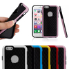 BRG Black Soft Plastic TPU mobile phone case for iPhone 6 plus, for iPhone 6Plus cover