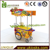 2015 ice cream cart,popsicle cart for sale,ice-lolly popsicle cart