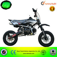 Hot sale popular 125cc 4 stroke dirt bike for sale
