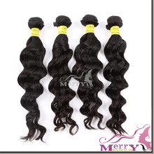 Highly Trend Professional Supply Long Lasting New Arrival Peru Hair 7A unprocessed Wavy 100% Virgin Peruvian Hair